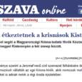 Hétszázötven adag étellel segíti a Magyarországi Krisna-tudatú Hívők Közössége a rászoruló gyermekeket a Nógrád megyei Kisterenyén a két ünnep között. A vallási közösség közleménye szerint a Jeromaf nevű civil szervezet […]