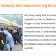 600 adag meleg ételt és adománycsomagot osztott ki az Ételt az Életért program, a Magyarországi Krisna-tudatú Hívők szegényélelmezési missziója december 22-én a Vörösvári úton. Az önkormányzat hagyományosan jó kapcsolatot ápol […]