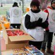 Ismét kiemeltkarácsonyiételosztást tartunk Egerben, december 15-én délben. 400 adag egytálételt és tartós élelmiszert osztunk ki a rászorulóknak, több önkéntes egri egyetemista részvételével. A tanulók korábban igénybe vették az Alapítvány diákétkeztetési […]