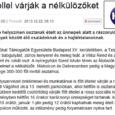 Országszerte több helyszínen osztanak ételt az ünnepek alatt a rászorulóknak, a rossz szociális körülmények között élő családoknak és a hajléktalanoknak. Vasárnap a Rászorulókat Támogatók Egyesülete Budapest XV. kerületében, a Testvériség […]