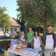 """A múlt héten a """"Mint egy falat kenyér"""" program 4 helyszínen is járt. Veszprémben 100, Tapolcán 200 adag meleg ételt osztottunk ki, melyet budapesti konyhánk szolgált ki. A programban az […]"""